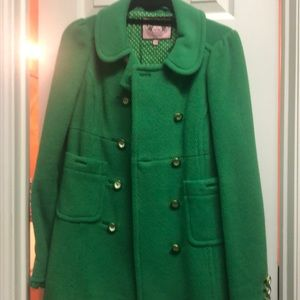 Juicy Couture pea coat size small